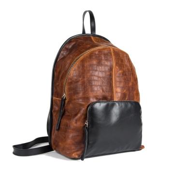ART.215\U Leather cocco
